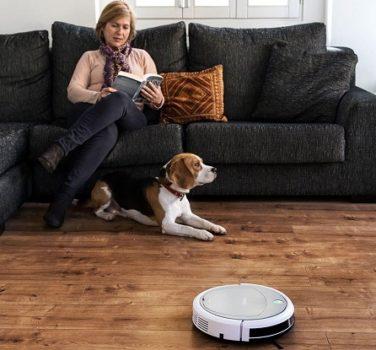aspirateur robot autonome