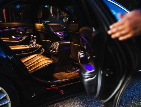 private driver provence